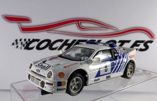 FORD RS 200 SHELL RALLY MITICOS ALTAYA