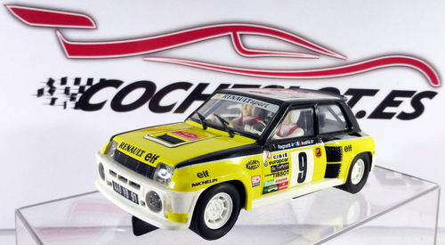 Renault 5 Turbo Ragnotti Ref. 6485 TECNITOYS
