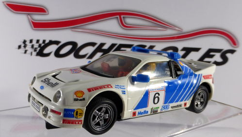 FORD RS 200 REF.4077 EXIN 1987