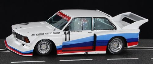 BMW 320 GR.5 BMW Junior Team DRM 1977 No.11 REF.SW58-3 SIDEWAYS