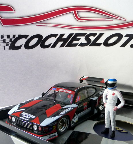 FORD CAPRI KLAUS LUDWIG  SERIE CAMPEONES W03 FLY