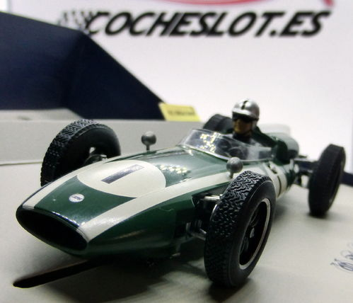 COOPER CLIMAX J.BRABHAM RE.H3658A SUPERSLOT