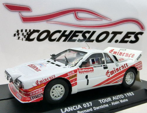 LANCIA 037 EMINENCE TOUR AUTO 1983 REF. A2008 FLY