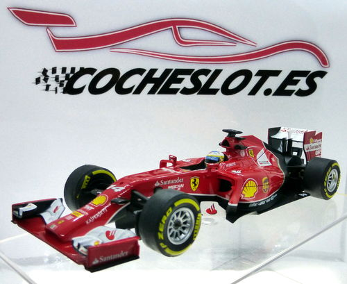 "FERRARI F14 T ""f.alonso No.14"" REF.27496 CARRERA"