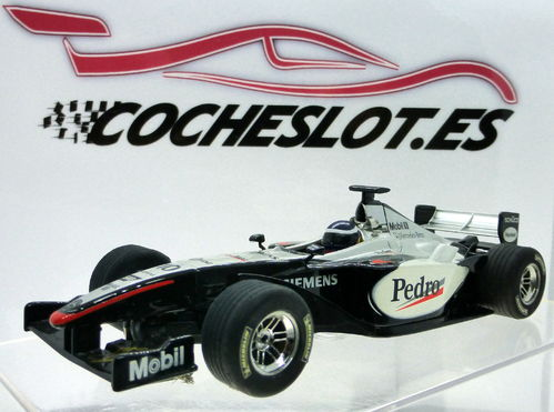 MCLAREN MP4-16 F1 Nº10 Pedro De La Rosa SUPERSLOT