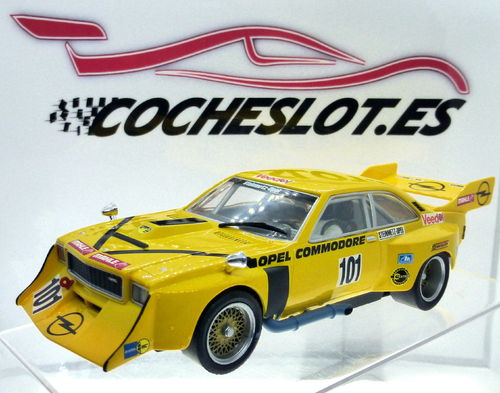 Opel Commodore Jumbo Interserie 1974 REF.27211 CARRERA 2008