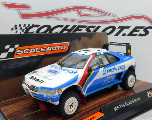 PEUGEOT 405 AFRICA LEGENDS  REF. SC6120 SCALEAUTO