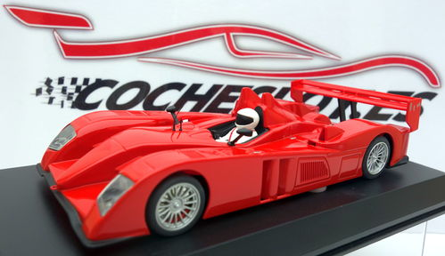 AUDI R10 LMP  RED RACING VERSION REF.50106 AVANT SLOT