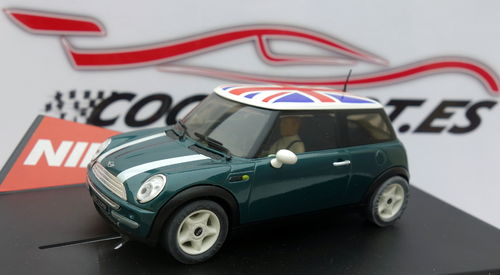 MINI COOPER UNION JACK REF.50301 NINCO