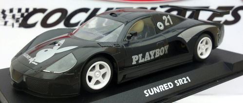 SUNRED SR21 PLAYBOY EDITION  REF.701202 FLYSLOT