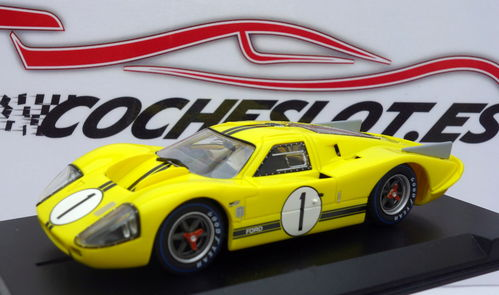 FORD MK IV RACING LEGENDS COLECTION LE MANS 1967 MMRC