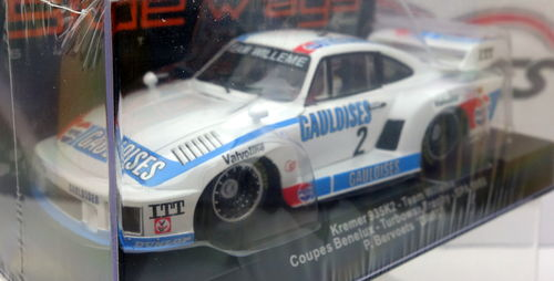 KREMER 935 K2 TEAM WILLEME SPA 1980  REF.SW37 SIDEWAYS
