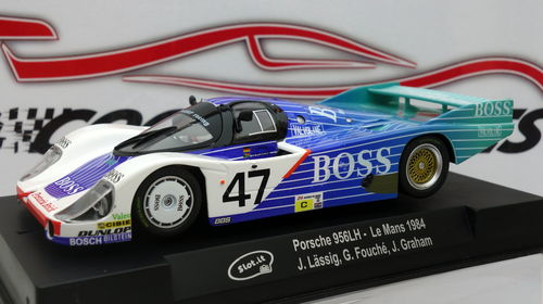 PORSCHE 956 LH BOSS LE MANS 1984 REF.CAO2i SLOT.IT