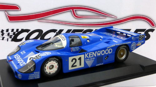 PORSCHE 956 KENWOOD REF.SICA02A SLOT.IT