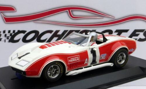 CHEVROLET CORVETTE L88 Nº1 REF. C2566 SUPERSLOT