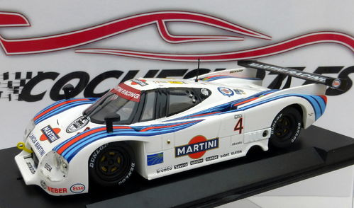 LANCIA LC2-84 Le Mans 1984, Nº4 Martini REF. SICA08 SLOT.IT