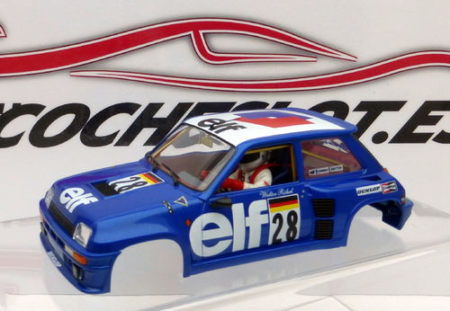 CARROCERIA RENAULT 5 ELF FLY