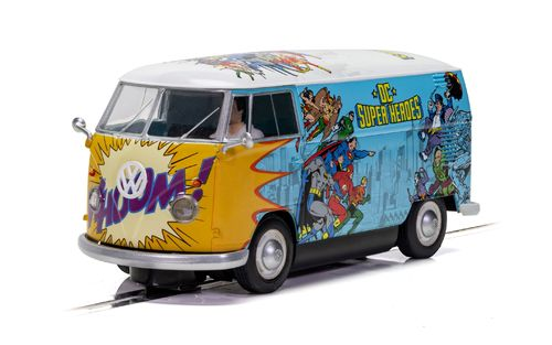 VOLKSWAGEN Panel Van T1b - DC Comics REF.C3933 SUPERSLOT