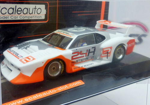 BMW M1 Gr.5 24H.XI MASTERSLOT 2015 LTED.ED REF. SC-6116 SCALEAUTO