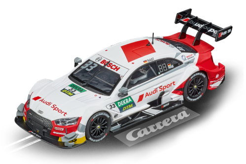 Audi RS 5 DTM R.Rast, No.33 ref.27634 CARRERA