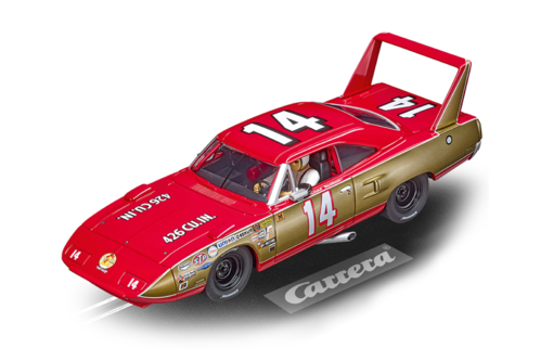 Plymouth Superbird No.14 ref.27640 CARRERA