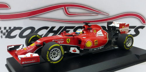 "Ferrari F14 T ""F.Alonso, No.14"" REF. 30734 Carrera DIGITAL 1/32"