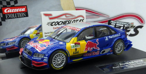 AUDI A4 DTM REF.25751 CARRERA EVOLUTION