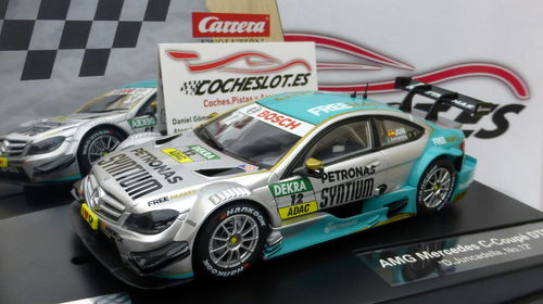 AMG MERCEDES C-COUPE DTM REF.27510 CARRERA EVOLUTION