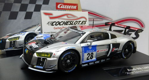 EVOLUTION AUDI R8 LMS REF.20027532 CARRERA