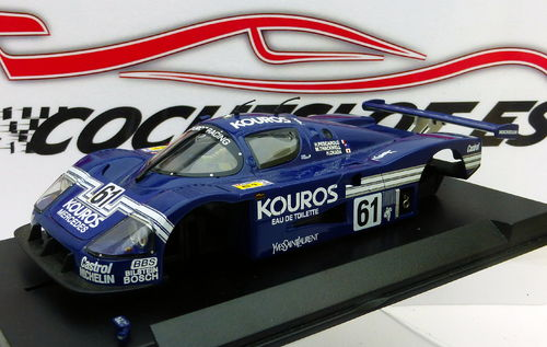 SAUBER MERCEDES C9 KOUROS SLOT.IT
