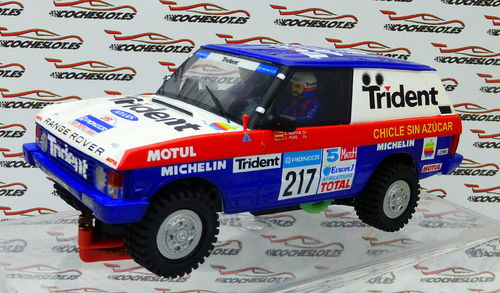 RANGE ROVER PD 1991 TRIDENT AFRICA LEGENDS REF.SC6088 SCALEAUTO